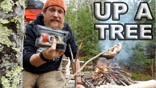 EDC Catch And Cook Testing The New 30 Day Survival Challenge Possibles Pouch / Survival Kit