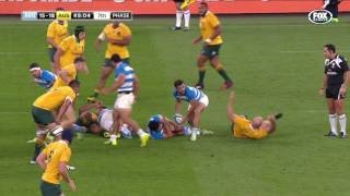 2016 Rugby Championship Rd 6: Argentina v Australia