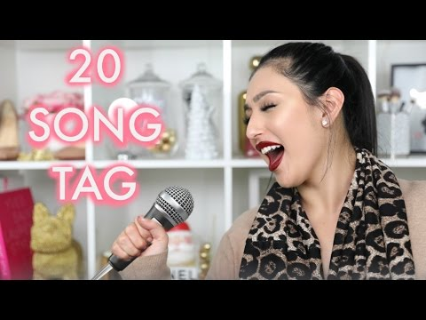 20 SONG TAG | BEAUTYYBIRD