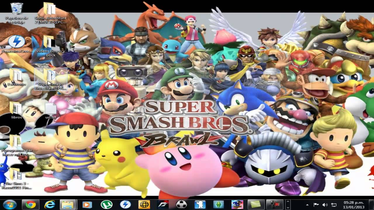 Smash Brothers Download Pc