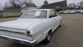 1964 chevy nova white for sale at www coyoteclassics com
