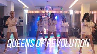 QUEENS OF REVOLUTION 9MUSES(나인뮤지스) Wild(와일드) COVER | K-POP S…