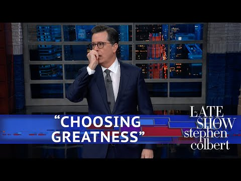 Trump's SOTU Theme: 'Choosing Greatness'