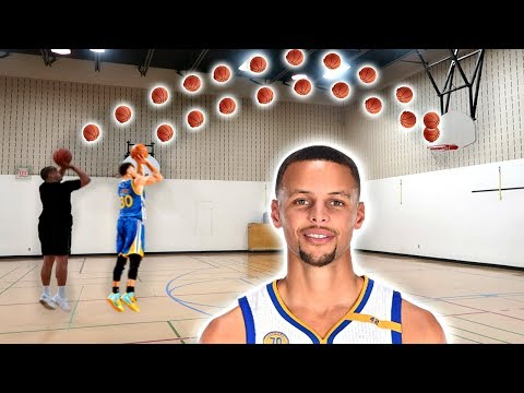 Thumbnail: STEPH CURRY BASKETBALL CHALLENGE!!!