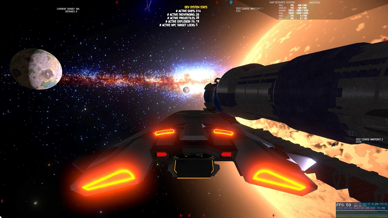 Games - Galactic Armada : Fleet Commander - Overview