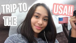 Trip to the USA! | ThatsBella