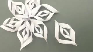 Origami julepynt