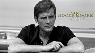 In the Loving Memory of Sir Roger Moore - A James Bond/Roger Moore Tribute