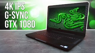 This $4000 Gaming Laptop Has It All! | Razer Blade Pro