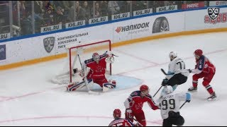 Фото Slava Gretzky First Khl Goal