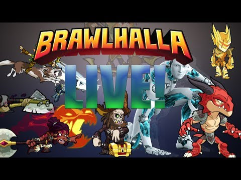 Brawlhalla LIVE  TOURNAMENT CC PRIZE🔴TOMORROW 5PM BST 🔴SIGN UP NOW! Link In Desc.