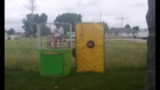 Dunk for Dollars - Zeeland Farm Services