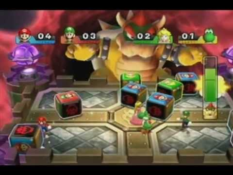 Mario Party 9 Bowser Station Part 5 Youtube