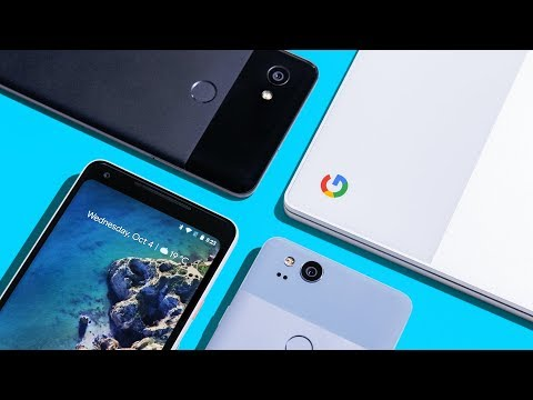 Google Pixel 2 & Pixel 2 XL - Is GOOGLE The New APPLE?