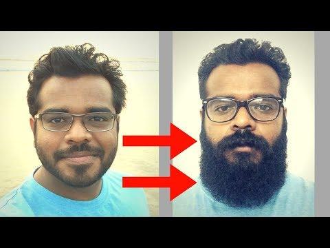 How to grow beard fast naturally? | 6 Basic Beard  Growth Tips | Hindi (with subtitles)