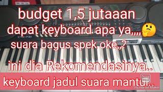 Rekomendasi keyboard second 1,5 jutaan cocok buat pemula belajar, organ Tunggal Casio CTK 731
