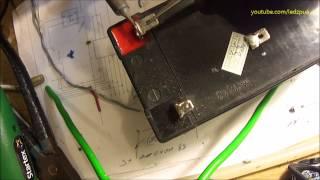 Заміна акумуляторної батареї до ДБЖ Powercom