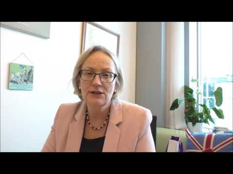 "European Technology Platform ""Plants for the Future"" - MEP Julie Girling"