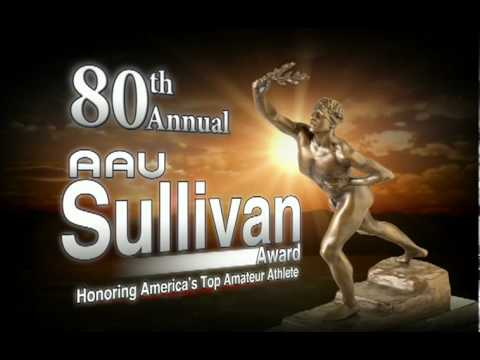 80th AAU Sullivan Award Nominee Video