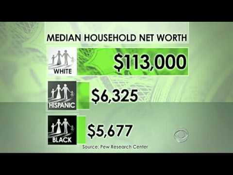 Great Recession increases race wealth gap