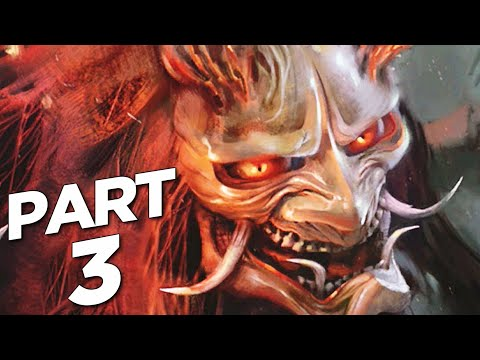 GHOST OF TSHUSIMA LEGENDS Walkthrough Gameplay Part 3 – TENGU (Ghosts of Tsushima Multiplayer)