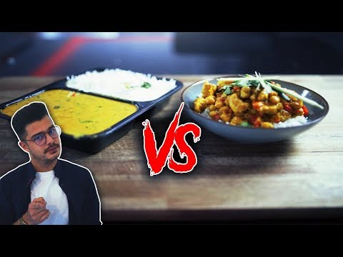 Selfmade VS Bestellen | Indisches Curry