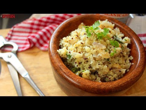 keto-upma-(indian-breakfast-dish)-|-keto-recipes-|-headbanger's-kitchen