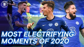 2020 has been an eventful year to say the least, take a look at most electrifying moments and let us know which one was your favourite.download chelsea f...
