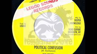 BIG YOUTH  POLITICAL CONFUSION  REGGAEMUSICSTORE
