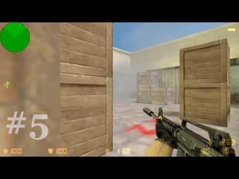 demopack v1 by skow [Counter-Strike 1.6]