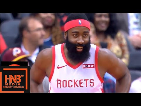 Houston Rockets vs Washington Wizards 1st Qtr Highlights | 11.26.2018, NBA Season