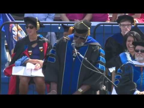 SJSU 2016 Commencement Address by Harry Edwards - YouTube