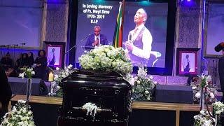 Pastor Neyi Zimu's Funeral 2019/12/11