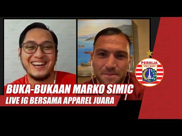 Buka Kartu Seorang Marko Simic feat. Apparel Juara