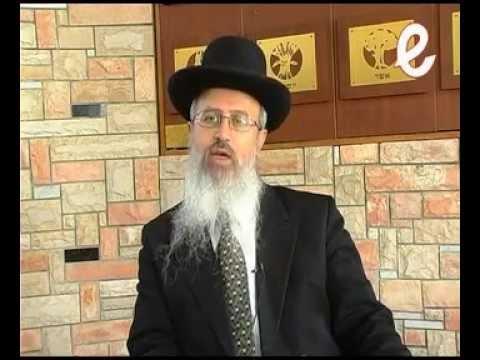סידיש 68   פינת ההלכה עם הרב אברהם יוסף שליטא   ההכנות לימי בין המיצרים 6811