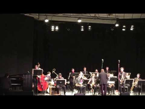 ALLCOUNTY MUSIC FESTIVAL 2017 DIVISION V JAZZ BAND STOLEN MOMENTS