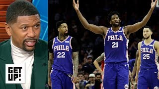 Philadelphia 76ers built for postseason, not regular season success – Jalen Rose | Get Up