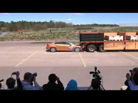 Volvo S60 - testy systemu hamowania !