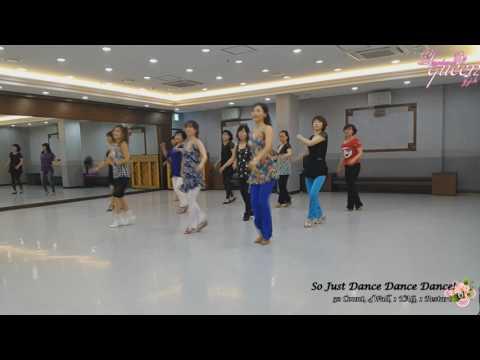 So Just Dance Dance Dance ! Line Dance