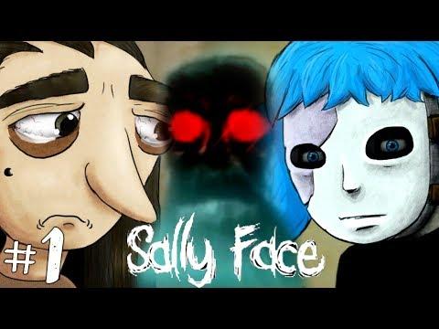 Sally Face Episode 1 и 2 Прохождение на русском ► SALLY FACE ПОЛНОЕ ПРОХОЖДЕНИЕ НА РУССКОМ