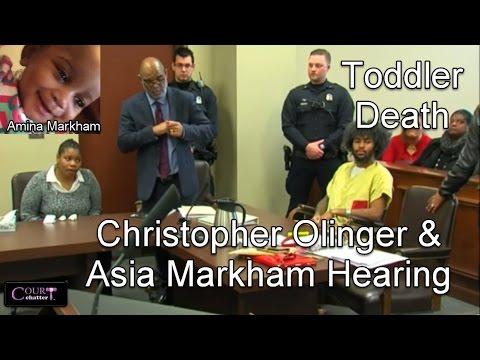 Olinger and Markham Hearing 12/14/16