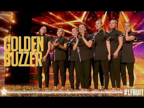 Oxygen  | GOLDEN BUZZER  | Auditions | France's got talent 2018