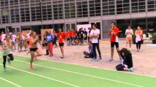 The Fast Club - NIKE ZOOM - ATHLETIC ELITE 15.6.2014 - 60 m. Noah Gregis