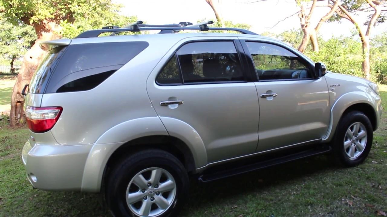 Kelebihan Toyota Fortuner 2011 Perbandingan Harga