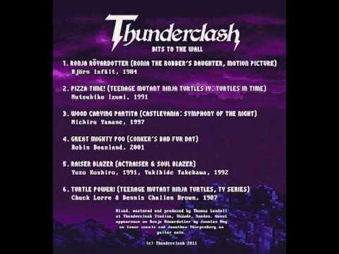 Thunderclash - Raiser Blazer (Soul Blazer & ActRaiser)
