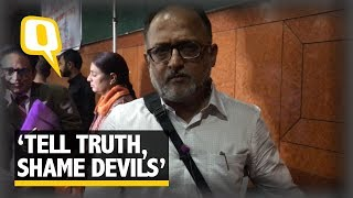 Journalists Should Tell the Truth, Shame the Devil: Niranjan Takle | The Quint