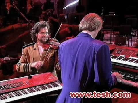 Road Made for Animals • John Tesh • Live at Red Rocks - 1995