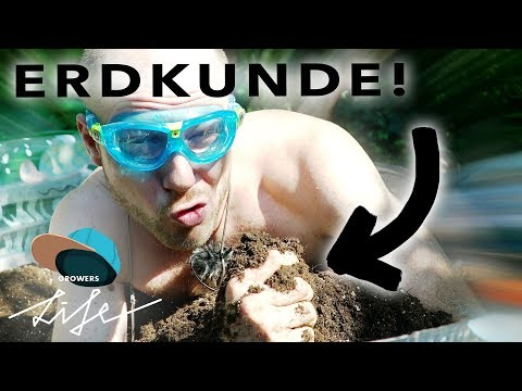 Erdkunde für GROWER - Soil lesson for growers (english subbed)