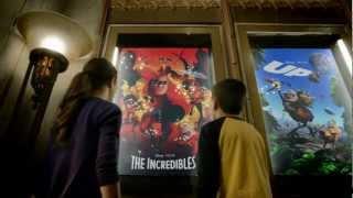 Kinect Rush: A Disney Pixar Adventure [PEGI 7] - Launch Trailer