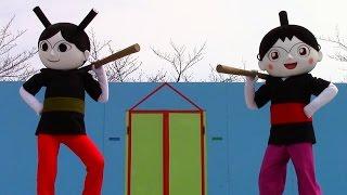 アンパンマンショー【元気いっぱい!てっかのコマキちゃん】 てっかのマキちゃんの妹初登場!   最前列高画質  Anpanman kidsshow thumbnail